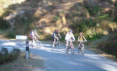 Kathmandu Valley Rim Ride, In And Around Biking Trip
