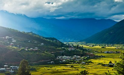 Bhutan tour 12 days