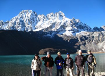 Everest and Gokyo Lake Trekking