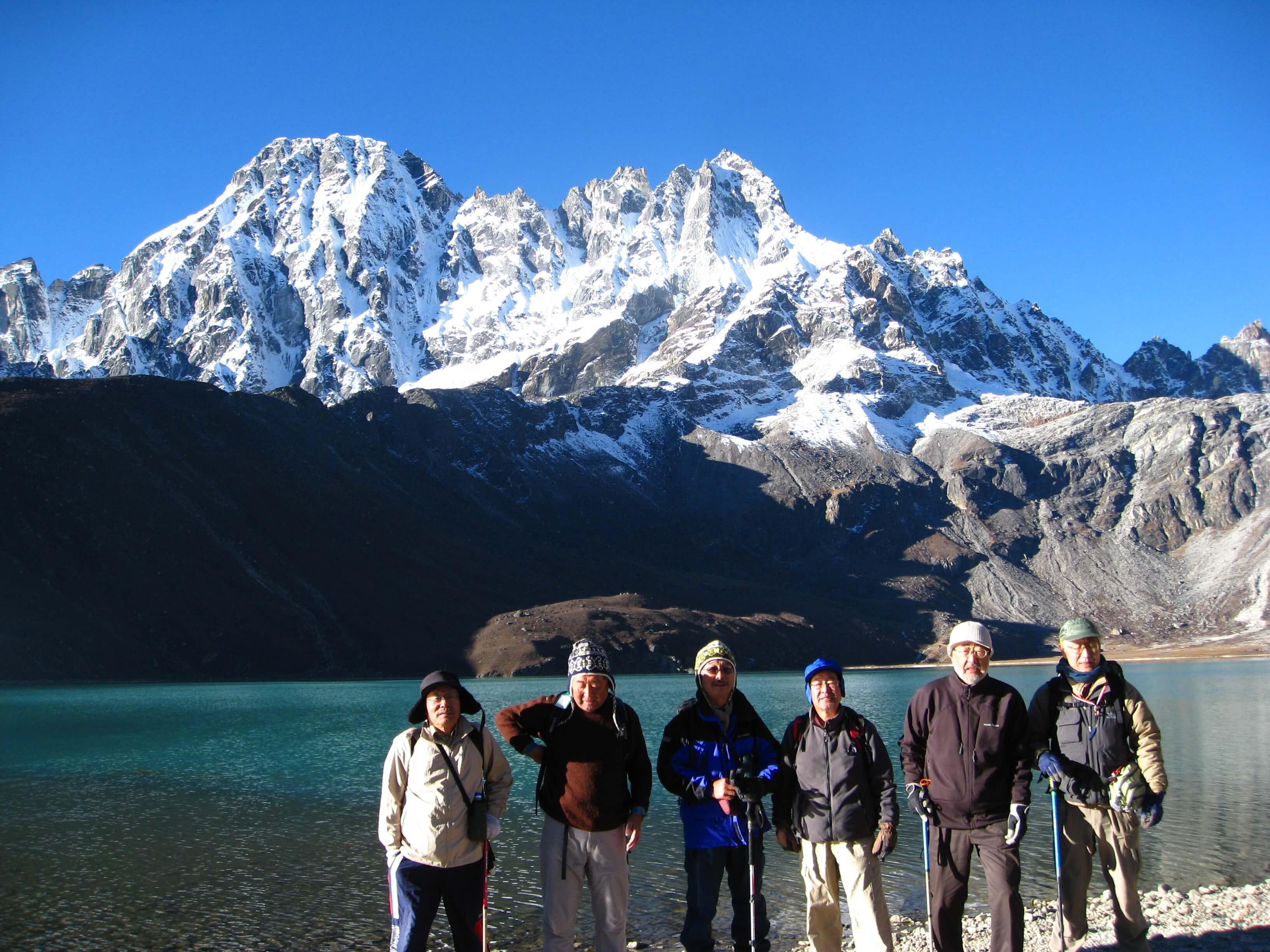 Everest and Gokyo Lake Trekking