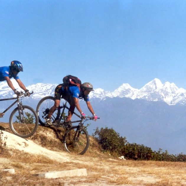 Kathmandu Back Trails off The City Limit A Day Ride
