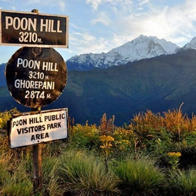 Ghorepani and Poon Hill Panorama Trekking,