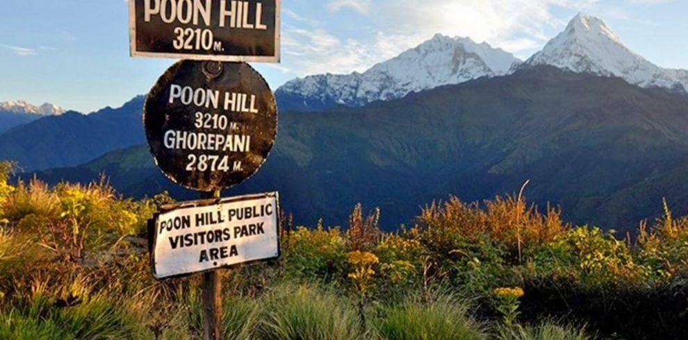 Ghorepani and Poon Hill Panorama Trekking,