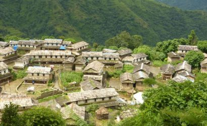 Ghale Gaun Home Stay Trekking