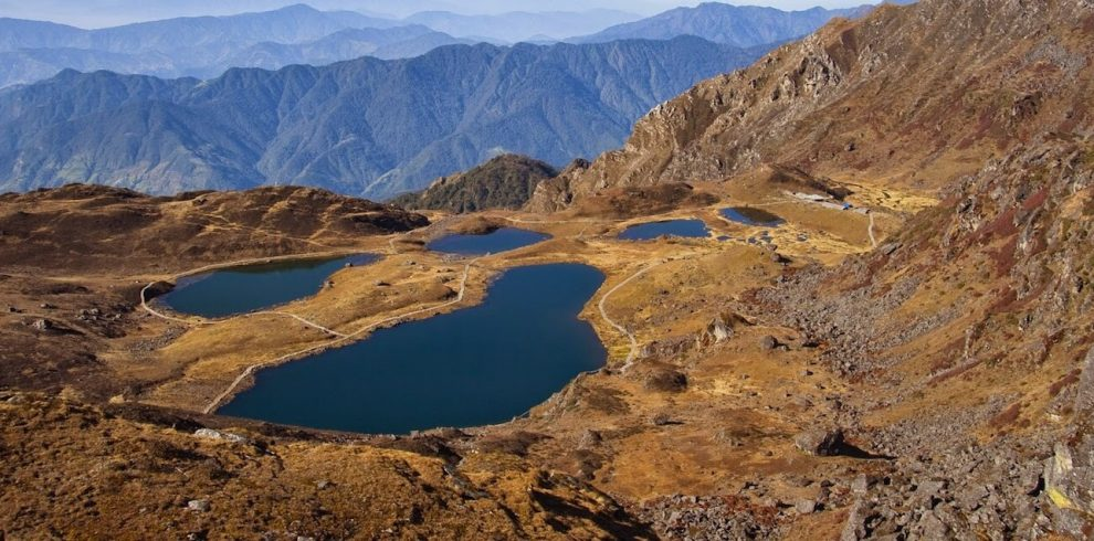 Jugal Himal & Panch Pokhari