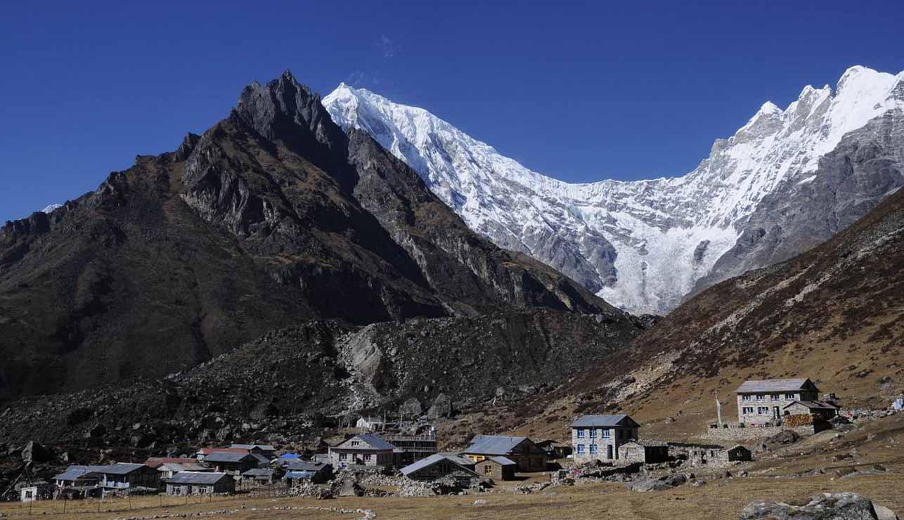 Langtang And Gosainkunda Pass Trekking Langtang And