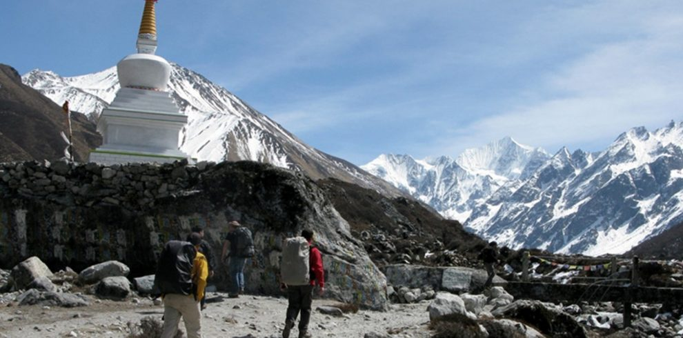 Langtang Valley and Ganja-la Trek