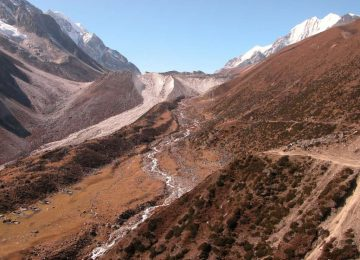 Around Manaslu - Larkay La