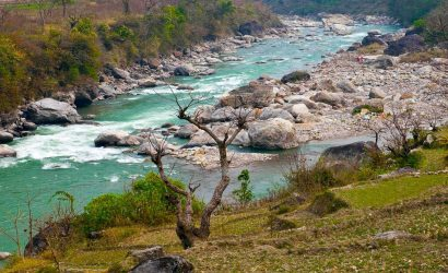 Marshyangdi River Rafting