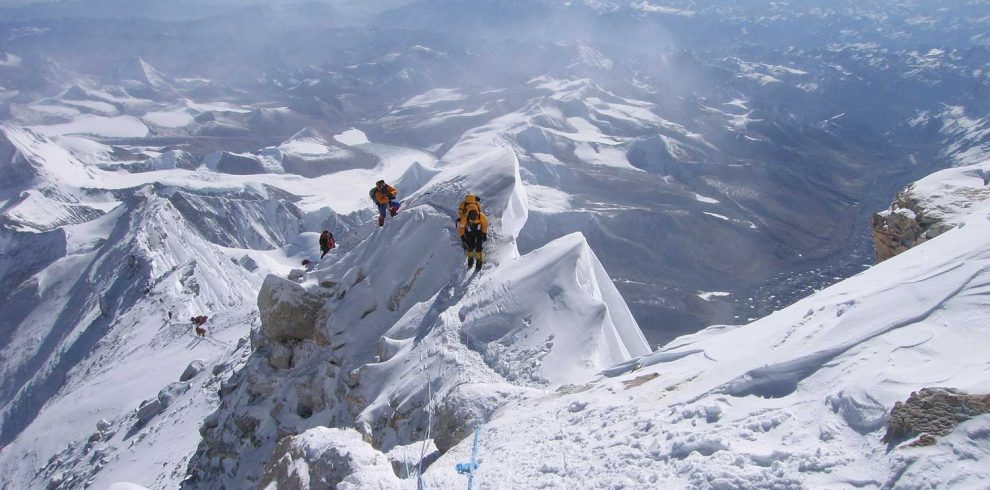 Mt. Everest North Face Expedition