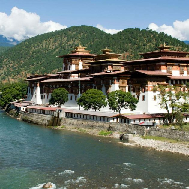 Tour To The Paro Valley