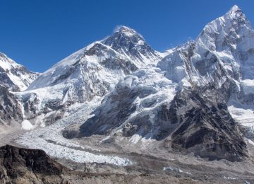 Three Passes of Everest Trek