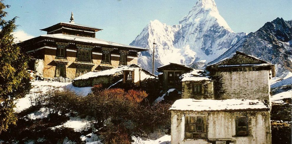 Thyangboche Monastery and Sherpa-land