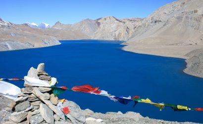Tilicho lake With Annapurna pass trek