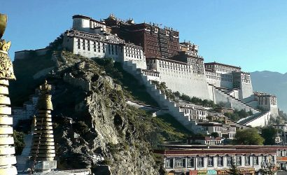 Adventure Tour To The Center Of Tibet-Lhasa