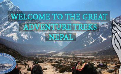 welcome to great adventure treks