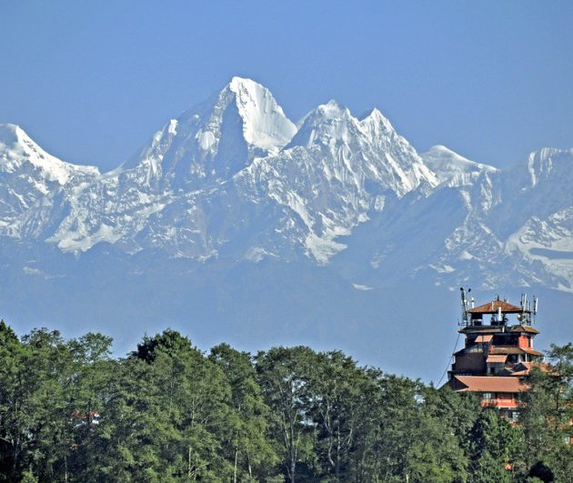 Kathmandu Hiking Tour/ Nagarkot Hiking Tour