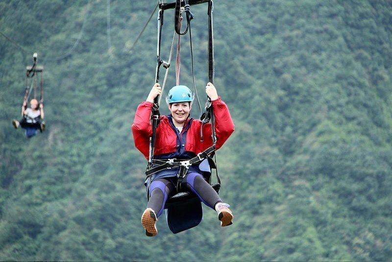 Zip Flyer in Pokhara