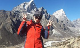 10 days trek in nepal