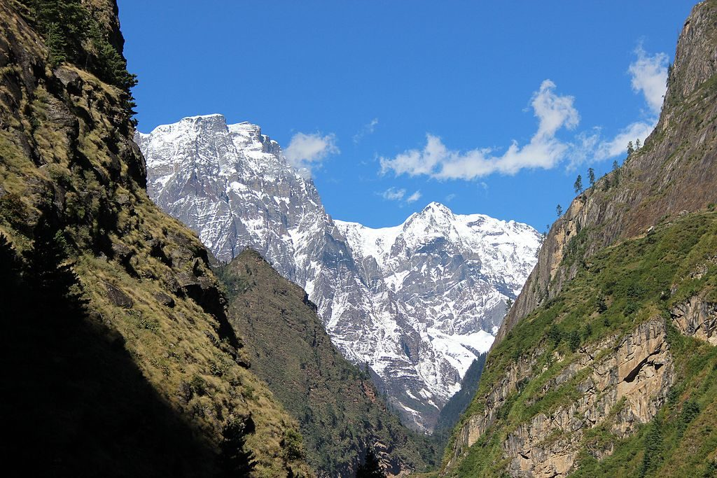 Manaslu Circuit Weather in May