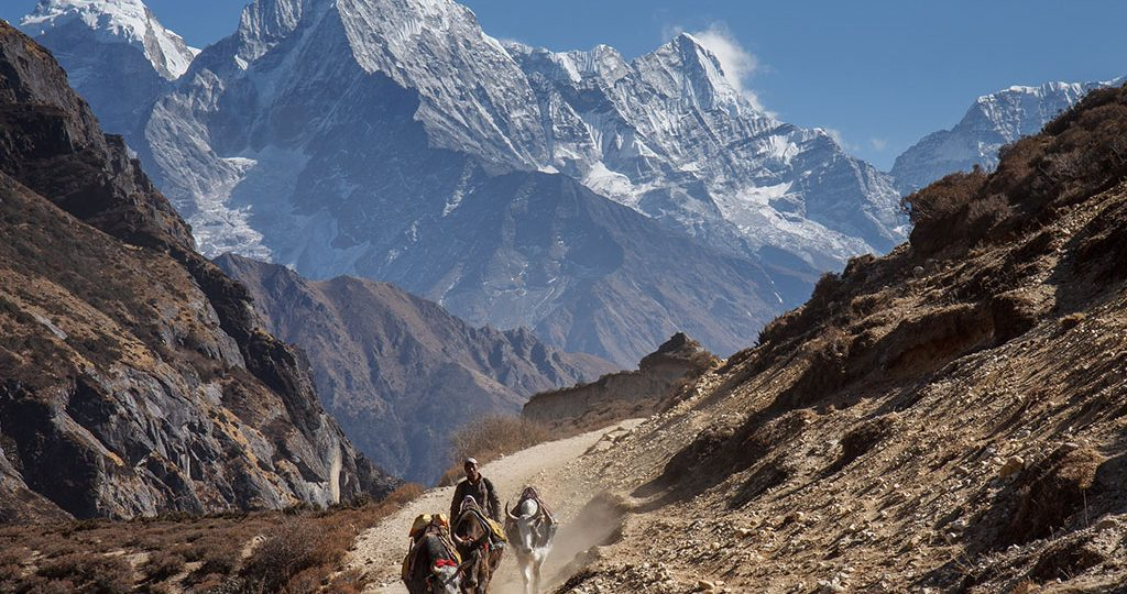 Everest Base Camp Trek in August