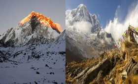 Annapurna Circuit Trek vs Everest Base Camp Trek