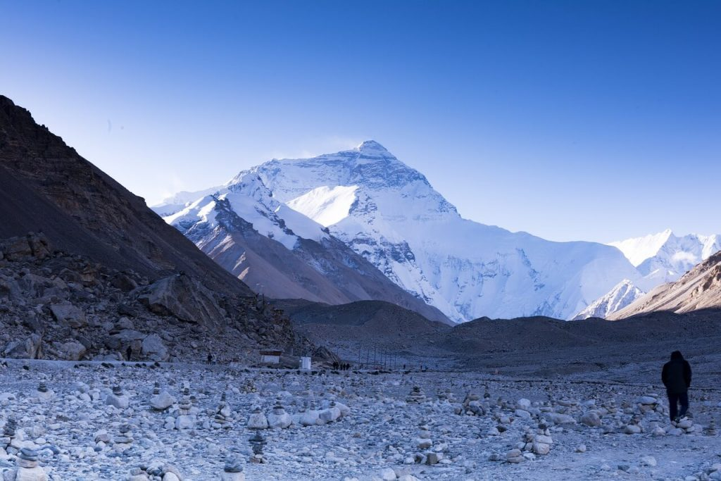 Everest Base Camp Helicopter Tour 4