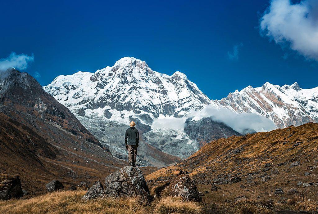 Everest Base Camp Trek in September, October & November