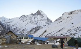 Annapurna Base Camp Difficulty