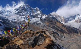 Annapurna Base Camp trek in Spring (September, October & November)