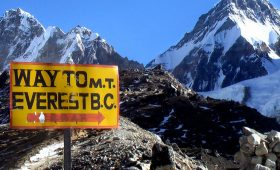 Everest Base Camp Training Program