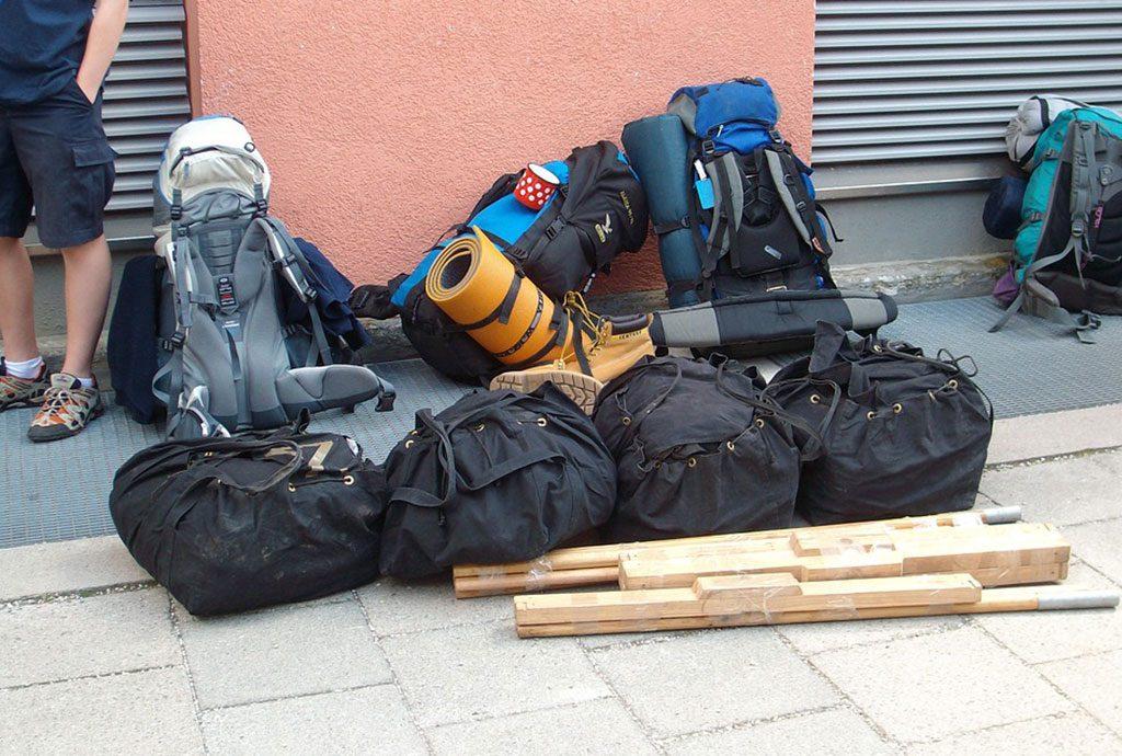 Manaslu Circuit trek packing list