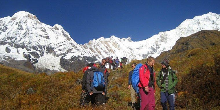 Annapurna Dhauligiri trek to Khopra Ridge Trip highlights