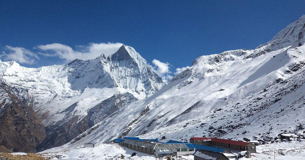 annapurna base cmap trek 10 days