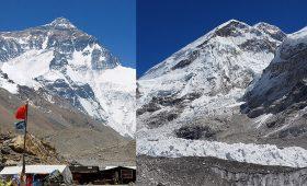 Everest Base Camp Tibet vs Nepal