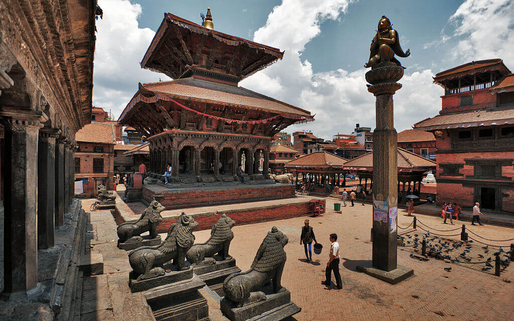 PATAN Durbar Square - Best Day tours in Nepal