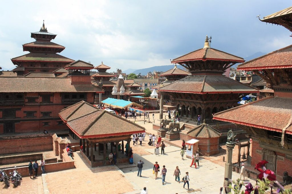 Kathmandu Durbar Square - Places to See in Nepal