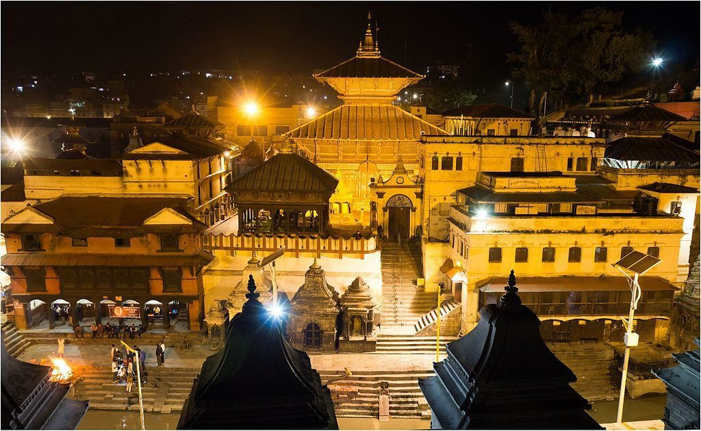 Pashupatinath Temple - Places to See in Nepal