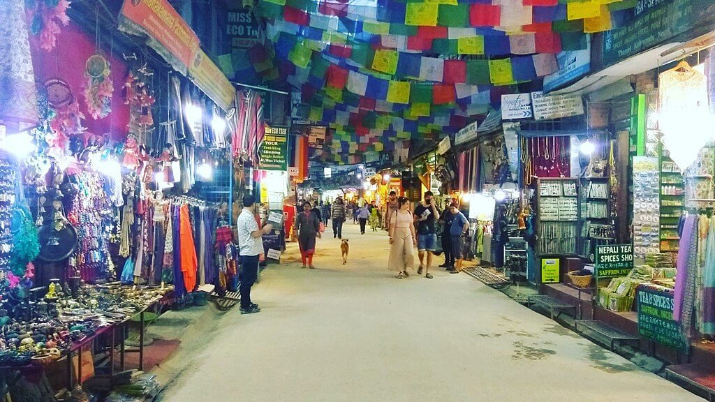 Places to See in Nepal - Thamel
