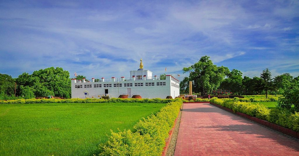 Lumbini - Places to See in Nepal