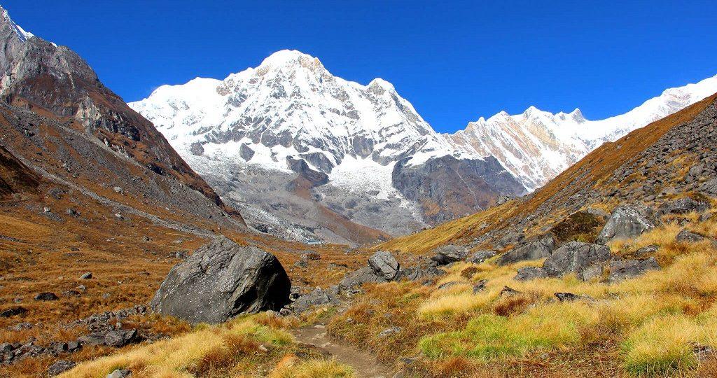 Best trekking seasons in Nepal- Autumn