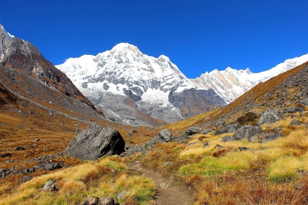 Best trekking seasons in Nepal- Autumn