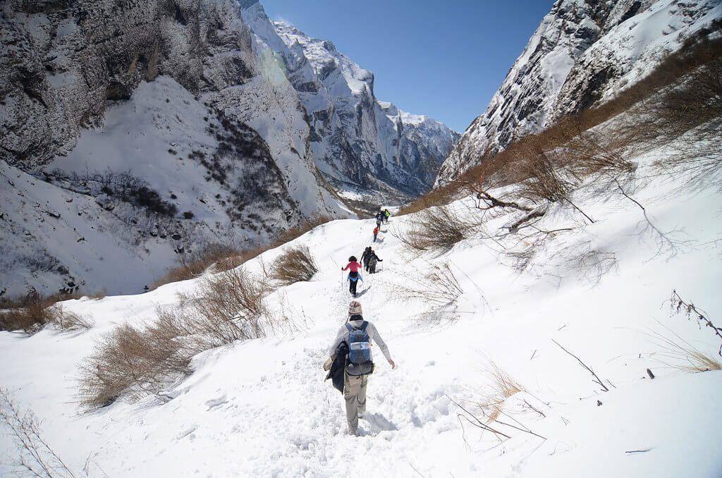 Tips for Trekking in Nepal in January