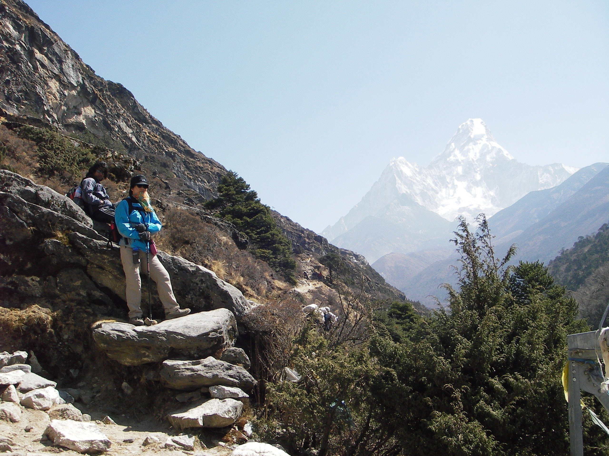 Everest Base Camp trek difficulty - Duration