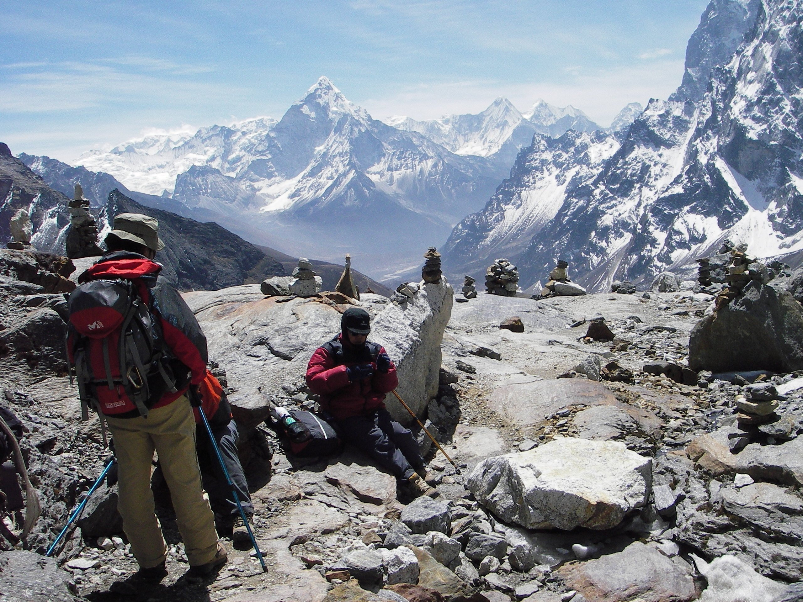 Everest Base Camp Trek Difficulty - Altitude