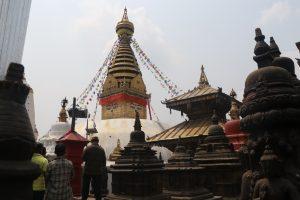 Swayambhunath - Day tour in Kathmandu