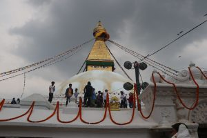 Boudhanath - Day tour in Nepal