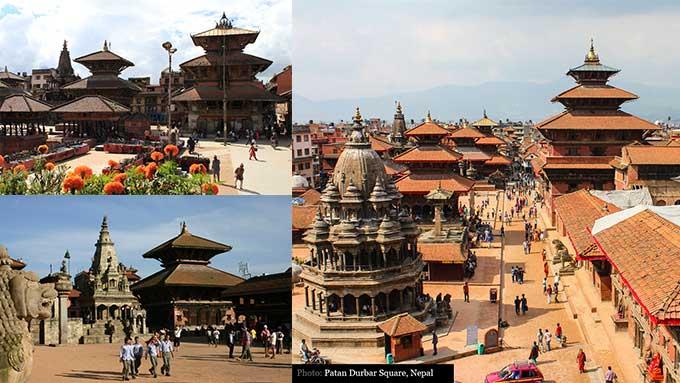 Kathmandu world heritage sites