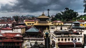 Kathmandu World Heritage sites - Pashupatinath