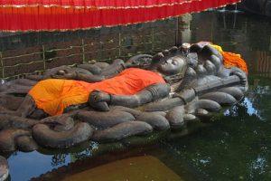 Day tour in Kathmandu - Budhanilkantha